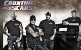 Counting Cars Logo & Cast