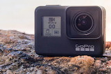 Top 3 action cameras - GoPro Hero 7 Black - the most stale actio