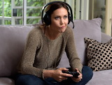 She Plays XBOX Too
