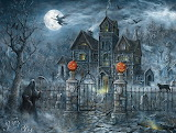 Spooky Haunted Mansion