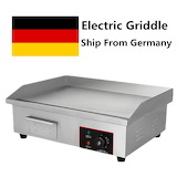 Commercial-220V-Stainless-Steel-Commercial-Electric-Grill-Griddl