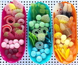 Containers of Candy