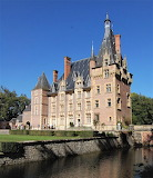 Chateau d'Avrilly - France