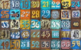 Textured Numbers