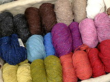 Yarn Wads of All Colors
