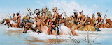 Frank McCarthy-At the Crossing