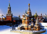 Russia, St Basil's Cathedral...