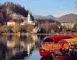 Lake Bled Slovenia - Photo from Piqsels id-jckzi