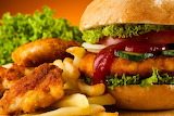 ^ Fast food and French fries