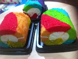 it's for me!-colorful rolls