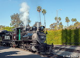 Rio Grande Southern #41 At Knott's Berry Farm Ghost Town