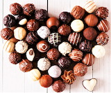 #Chocolate Heart