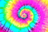 #Tie Dyed