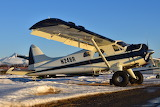 de Havilland Canada DHC-2 Beaver at Lake Hood Anchorage