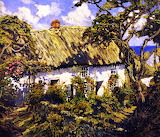 A Cornish Home by Walter Elmer Schofield