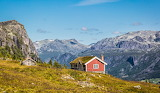 Cottage in Norway - Photo from Wallpaper Flare.com