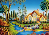 Cottage-Dream-300pc-Jigsaw-Puzzle-1