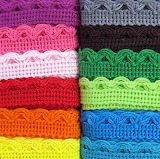 Colorful Lace Trim
