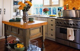 Kitchen-flowers-dishes