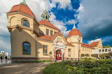 Sopot, on the Baltic Sea in Northern Poland