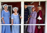 Oakville Historical Society volunteers