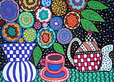 ☺ Colorful art...