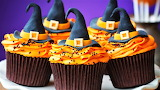 #Witchy Cupcakes