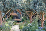 Chelsea flower show structures