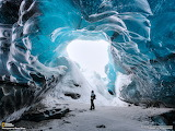 Beautiful Iceland - Glacial cave