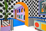 house of dots, Camille Walala