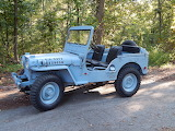 1952 Willys M38 Navy Jeep