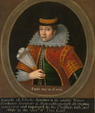 Pocahontas by an unidentified artist