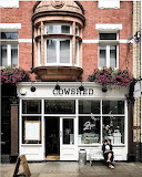 Cowshed shop London England