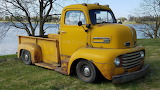 1948 Ford F-6 COE