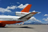 DC-10 Fire Fighting Tankers