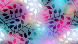 Colors colorful leaves background wallpapers 3840x2160