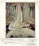 The Frog Prince, Anne Anderson