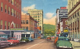 Boston 50s painting