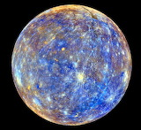 Incredible View of Planet Mercury