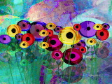 Art Flower abstract