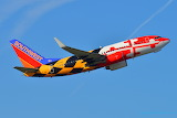 """Maryland One"" Southwest Airlines Boeing 737 N214WN"