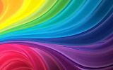 abstracte rainbow-colors