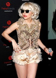 Heartbeats by Lady Gaga headphones unveiling at GILT at The New