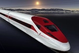 Express West High Speed Train, China