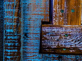 Wood-building-background