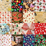 Christmas Cookie Collage 4